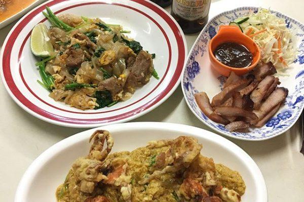 横浜黄金町のタイ料理