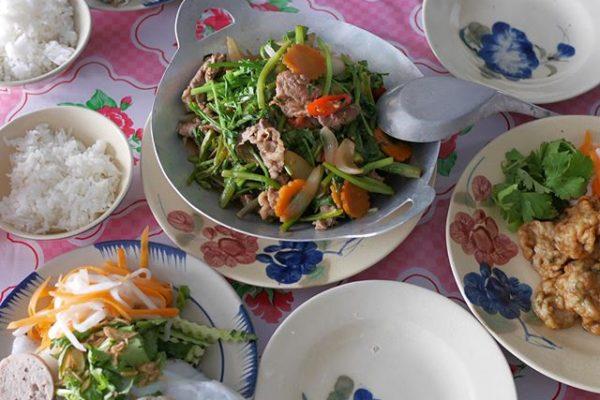 本日のベトナム料理教室より