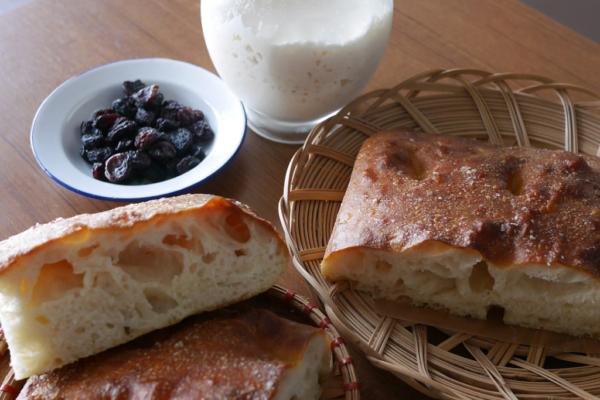 天然酵母パン教室のお知らせ