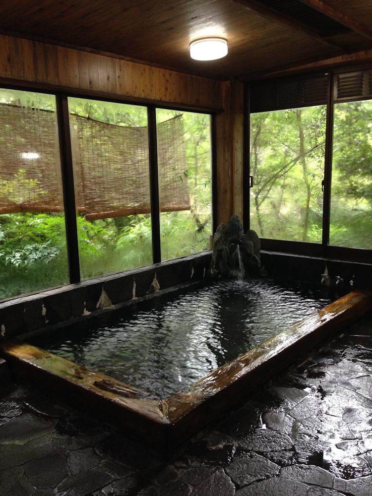 大洲 小薮温泉