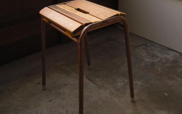 ミシン用椅子